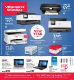 Office DEPOT Flyer - 12.22.2019 - 12.28.2019.