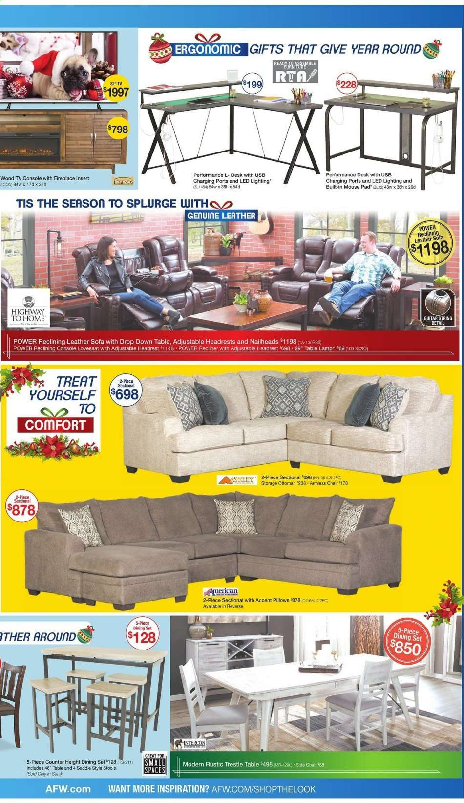 Furniture Warehouse Flyer 12 22 2019