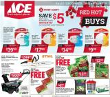 ACE Hardware Flyer - 12.26.2019 - 01.31.2020.