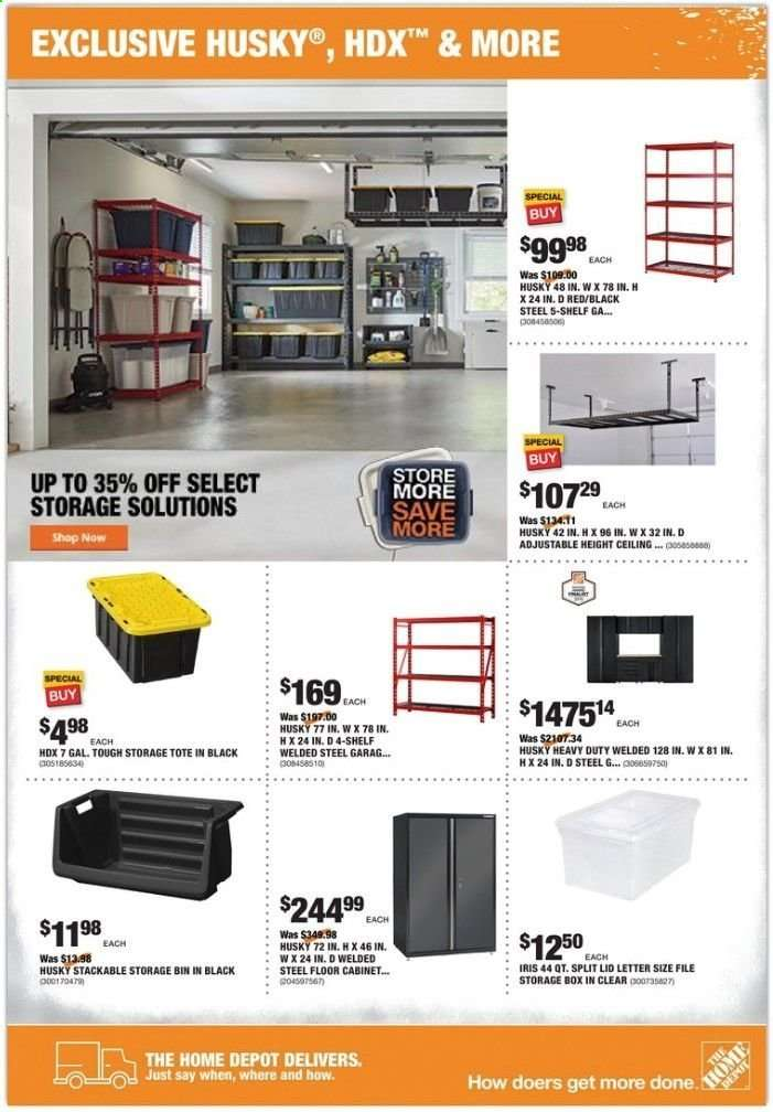 The Home Depot Flyer 12 26 2019 01 02 2020 Weekly Ads Us