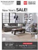 Value City Furniture Flyer - 12.26.2019 - 12.30.2019.