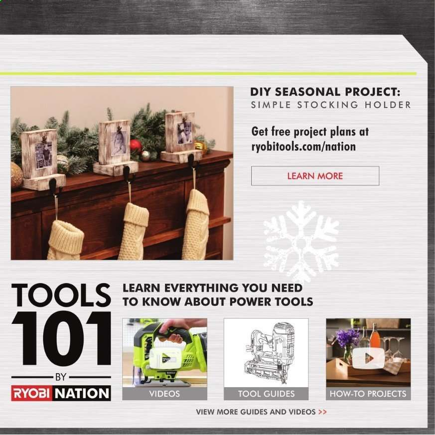 The Home Depot Flyer 12 16 2019 02 02 2020 Weekly Ads Us