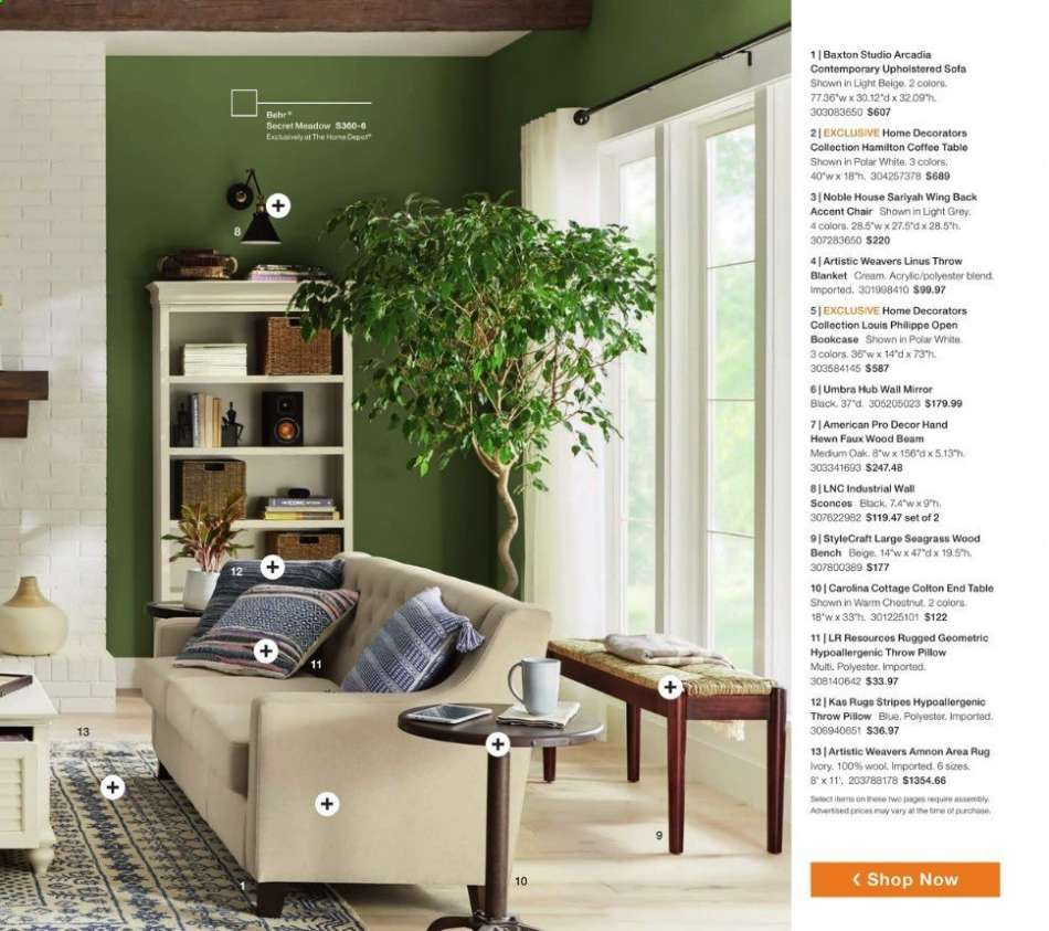 The Home Depot Flyer 12 30 2019 02 09 2020 Weekly Ads Us