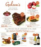 Gelson's Flyer - 01.02.2020 - 01.14.2020.