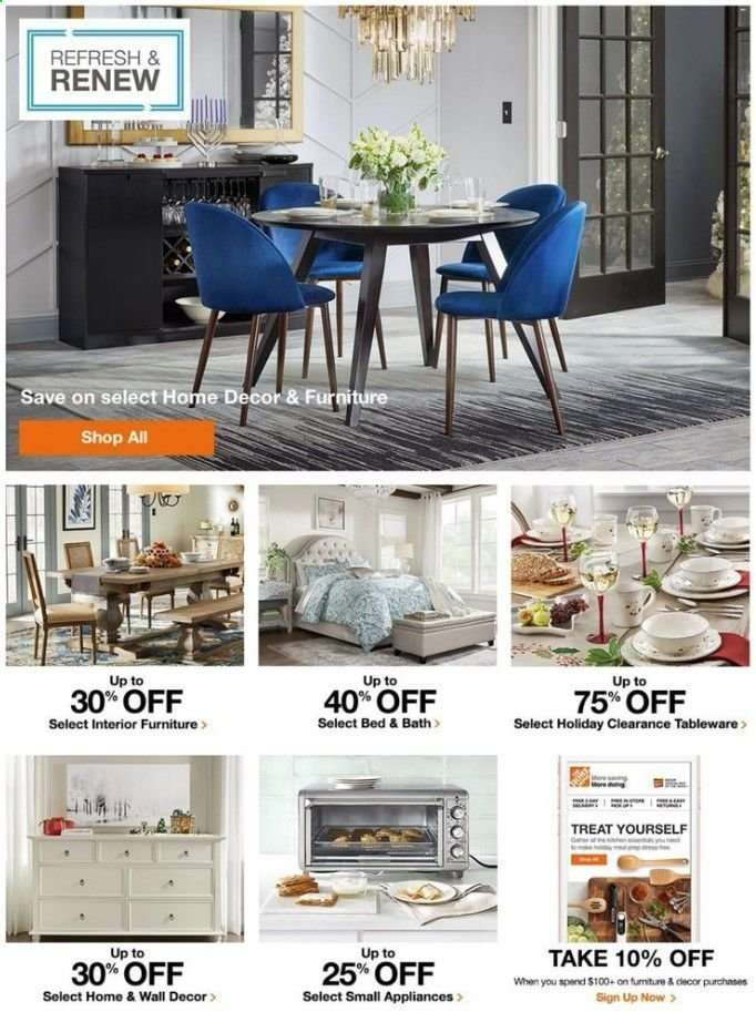 The Home Depot Flyer 01 02 2020 01 09 2020 Weekly Ads Us