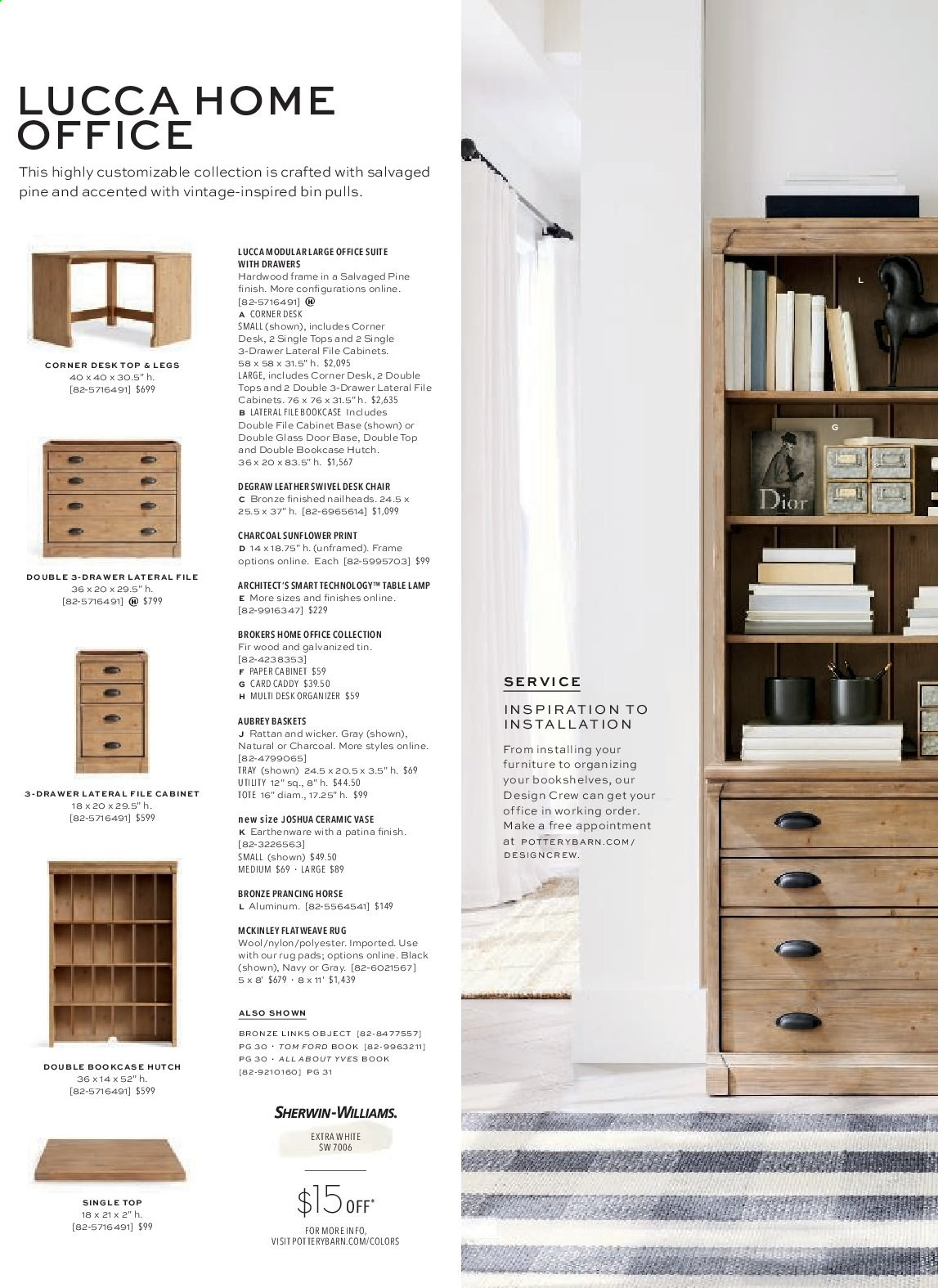 Pottery Barn Ad Page 44 Weekly Ads