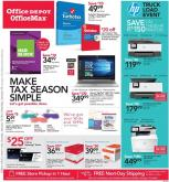 Office DEPOT Flyer - 01.12.2020 - 01.18.2020.