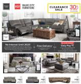 Value City Furniture Flyer - 01.14.2020 - 01.20.2020.