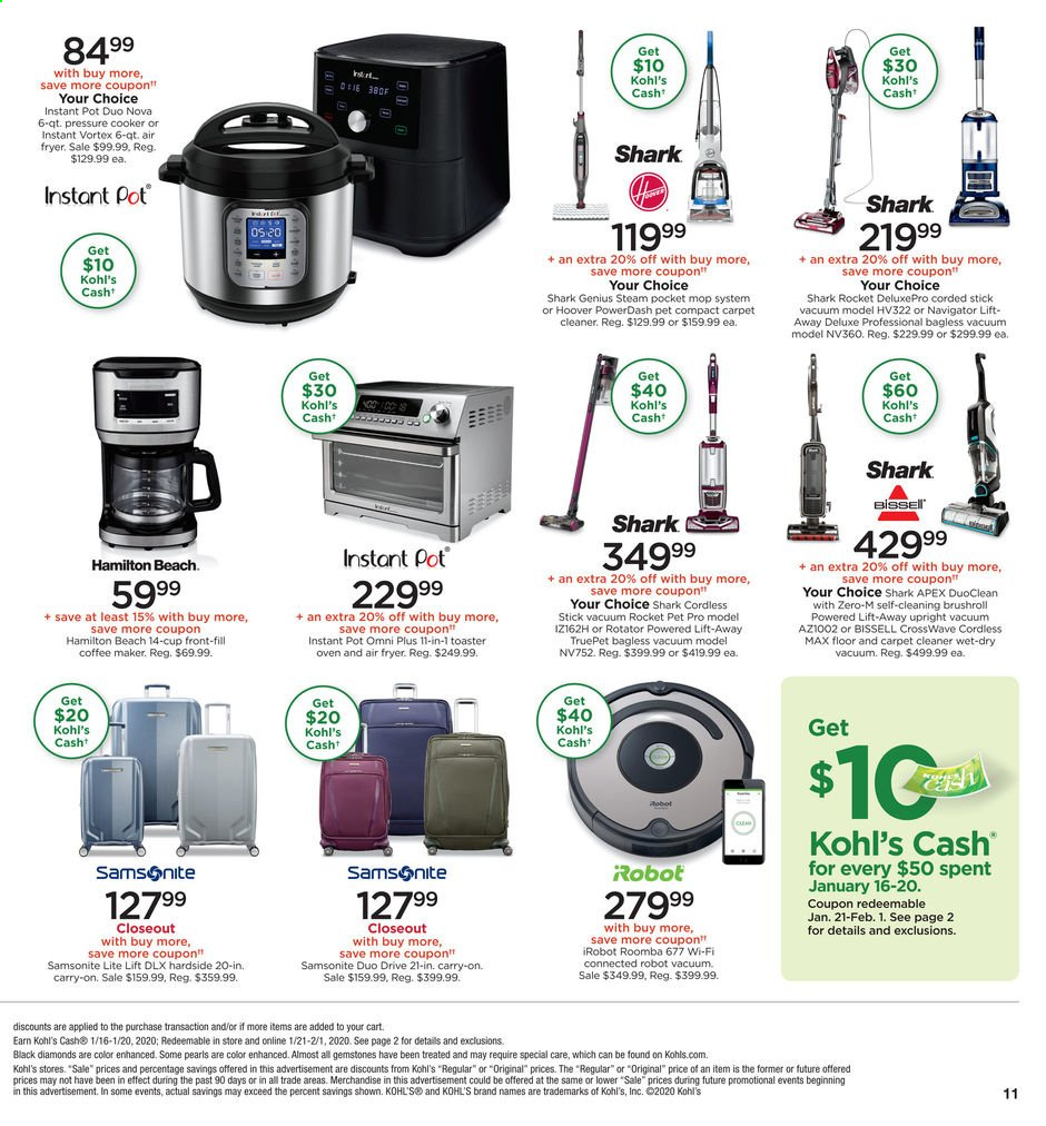 Kohl S Flyer 01 19 2020 01 26 2020 Page 11 Weekly Ads