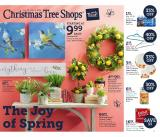 Christmas Tree Shops Flyer - 01.30.2020 - 02.09.2020.