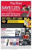 Pep Boys Flyer - 01.26.2020 - 02.22.2020.