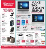 Office DEPOT Flyer - 02.02.2020 - 02.08.2020.
