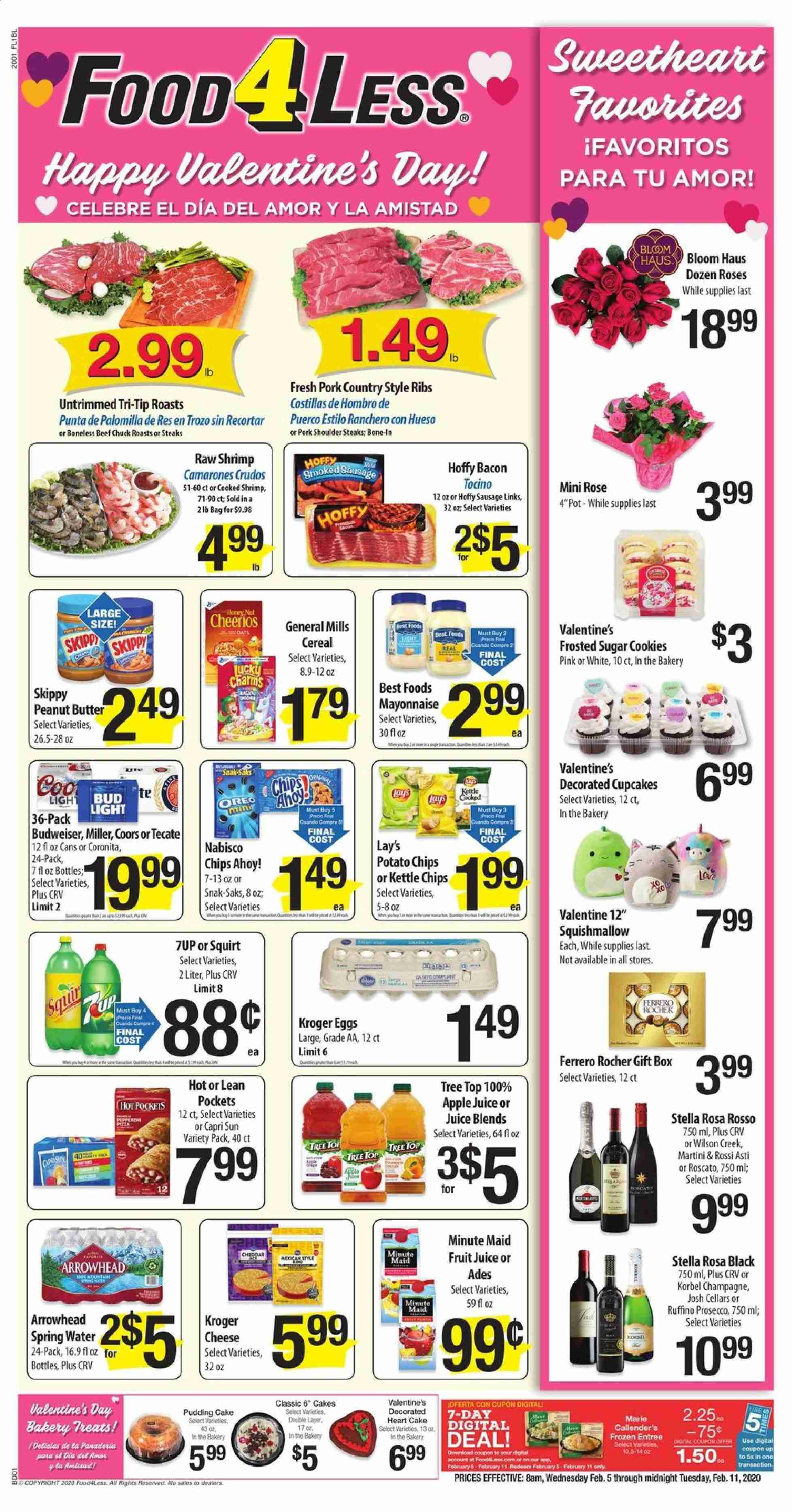 Food 4 Less Flyer  - 02.05.2020 - 02.11.2020. Page 1.