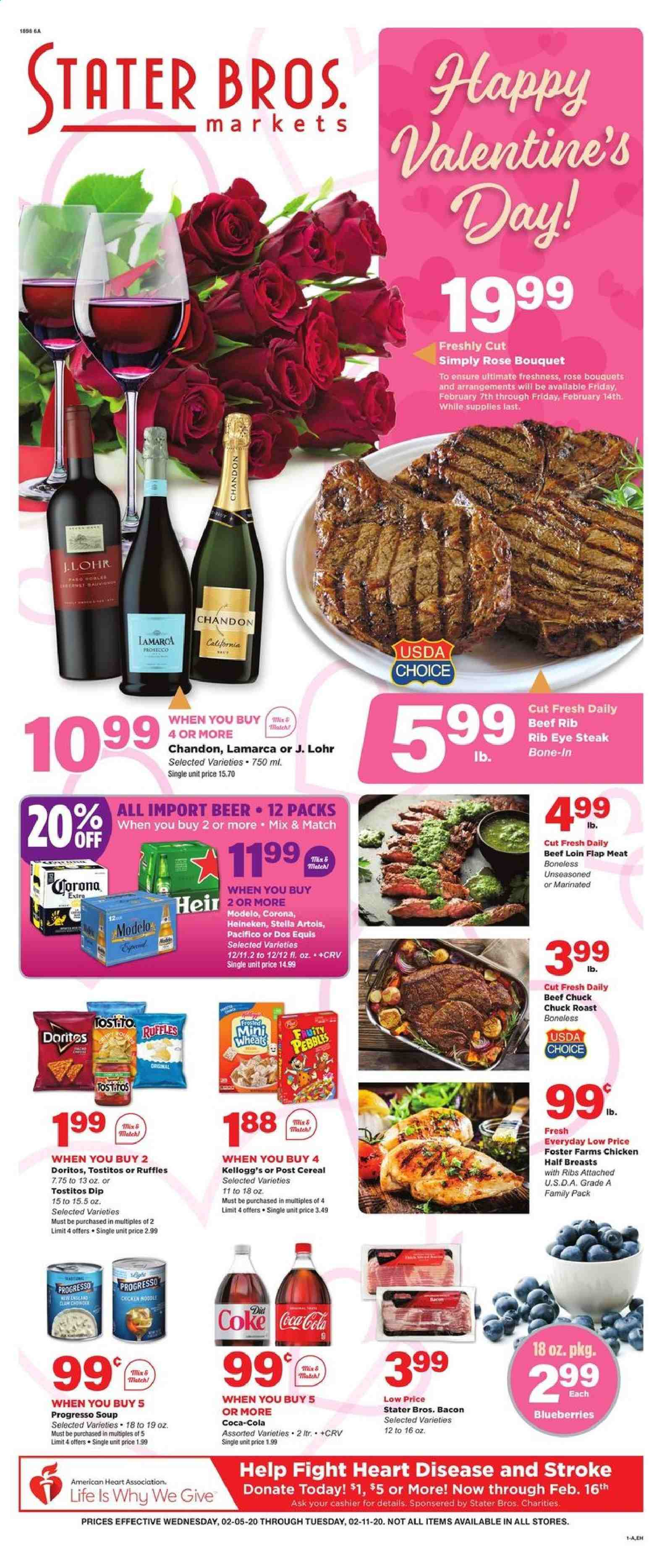 Stater Bros. Flyer  - 02.05.2020 - 02.11.2020. Page 1.