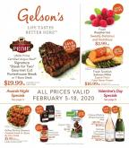 Gelson's Flyer - 02.05.2020 - 02.18.2020.