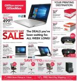 Office DEPOT Flyer - 02.16.2020 - 02.22.2020.