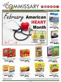 Commissary Flyer - 02.17.2020 - 03.01.2020.