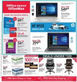 Office DEPOT Flyer - 02.23.2020 - 02.29.2020.