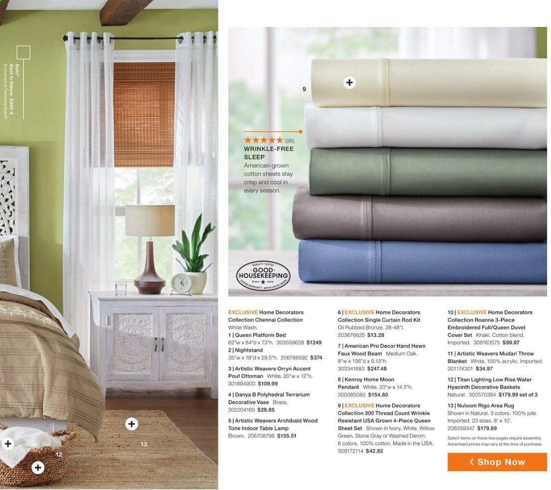 The Home Depot Flyer 12 30 2019 04 19 2020 Weekly Ads