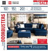 Value City Furniture Flyer - 02.25.2020 - 03.02.2020.