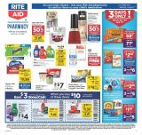 RITE AID Flyer - 03.15.2020 - 03.21.2020.