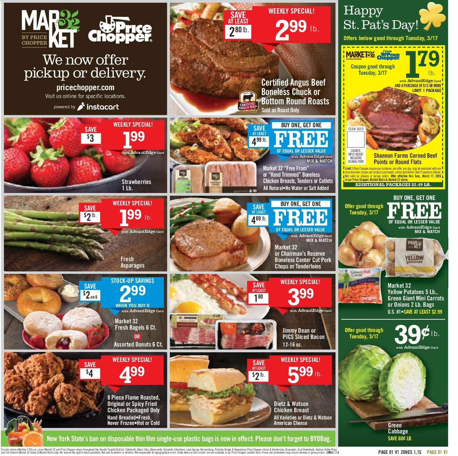 Price Chopper Flyer 03 15 2020 03 21 2020 Page 1 Weekly Ads
