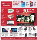Office DEPOT Flyer - 03.22.2020 - 03.28.2020.