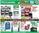O'Reilly Auto Parts Flyer - 03.25.2020 - 04.28.2020.