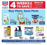 RITE AID Flyer - 03.29.2020 - 04.25.2020.