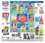 RITE AID Flyer - 03.29.2020 - 04.04.2020.