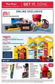 Pep Boys Flyer - 03.29.2020 - 04.25.2020.