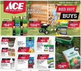 ACE Hardware Flyer - 04.01.2020 - 04.28.2020.