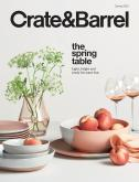Crate & Barrel Flyer.