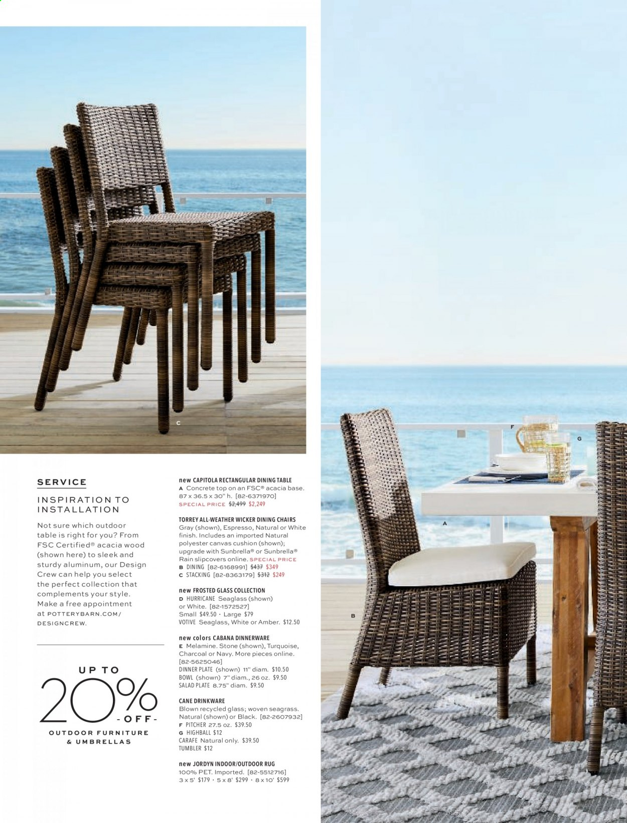 Pottery Barn Ad Page 6 Weekly Ads