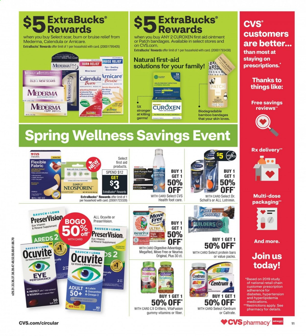 Cvs Pharmacy Flyer 04 19 2020 04 25 2020 Weekly Ads