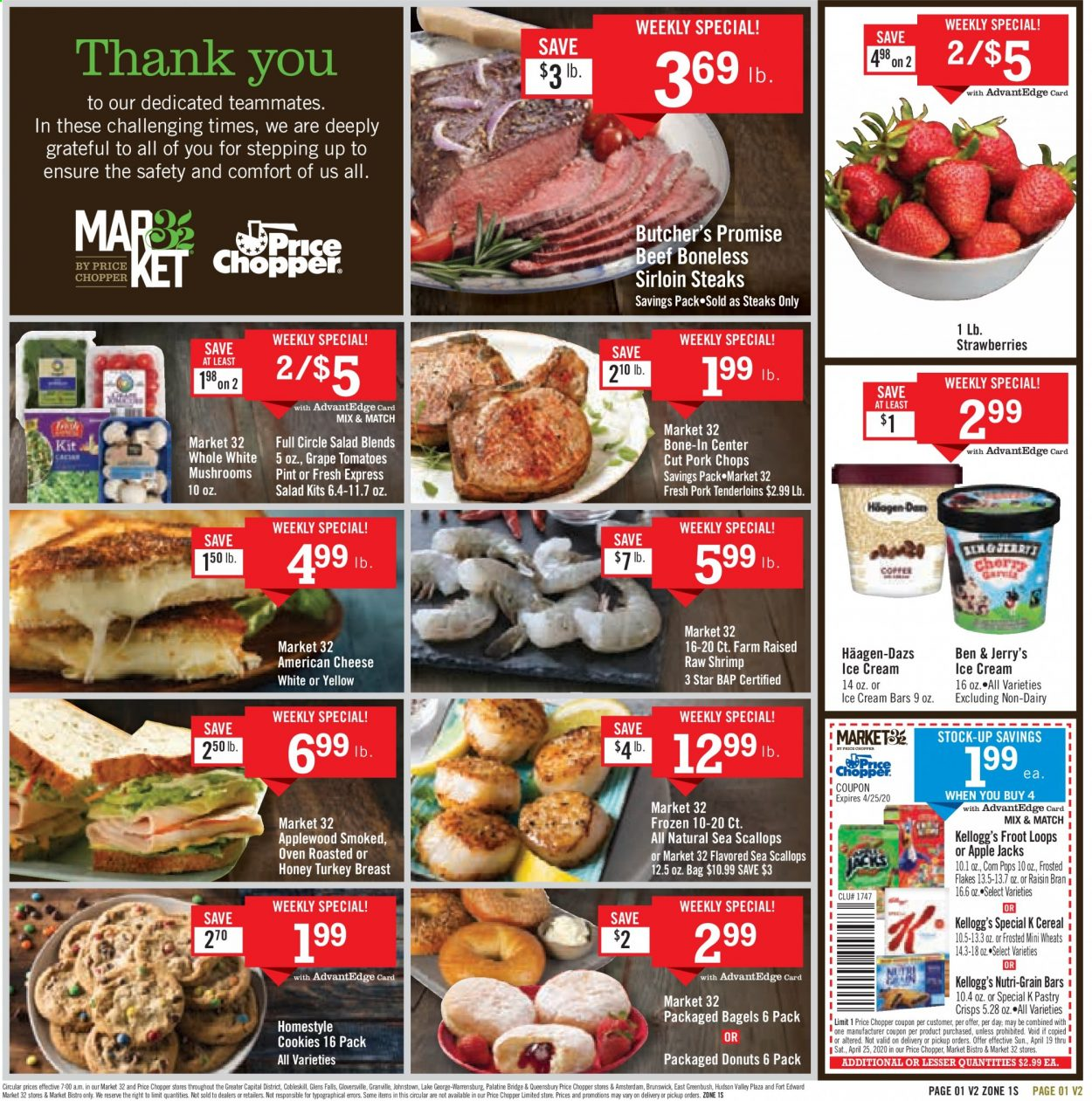 Price Chopper Flyer 04 19 2020 04 25 2020 Page 1 Weekly Ads