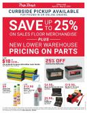 Pep Boys Flyer - 04.26.2020 - 05.23.2020.