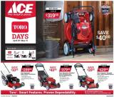 ACE Hardware Flyer - 04.29.2020 - 05.13.2020.