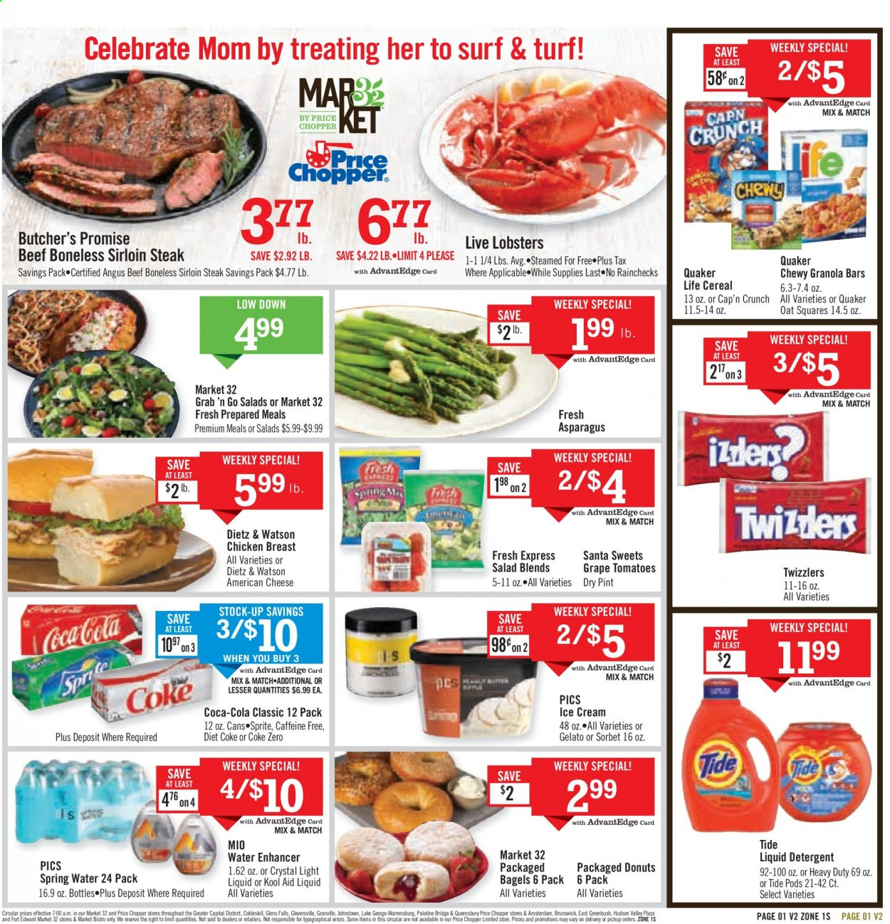 Price Chopper Flyer 05 10 2020 05 16 2020 Page 1 Weekly Ads