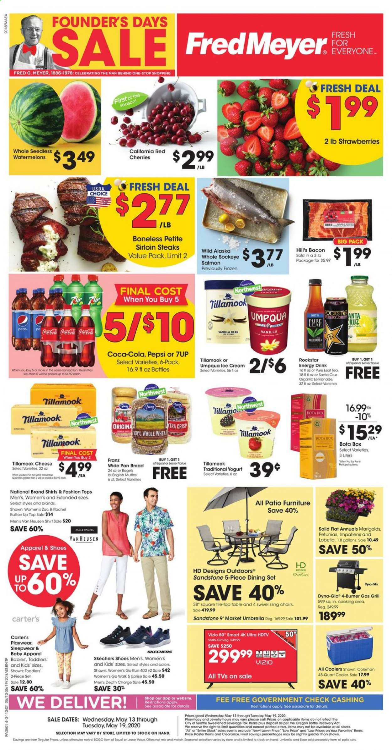 Fred Meyer Flyer  - 05.13.2020 - 05.19.2020. Page 1.