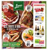 Lowes Foods Flyer - 05.20.2020 - 05.26.2020.