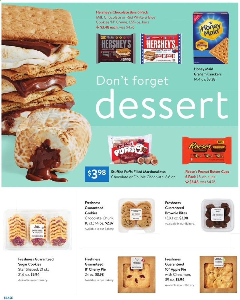 Walmart Flyer  - 05.22.2020 - 06.23.2020. Page 5.