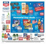 RITE AID Flyer - 05.24.2020 - 05.30.2020.