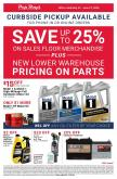 Pep Boys Flyer - 05.24.2020 - 06.27.2020.