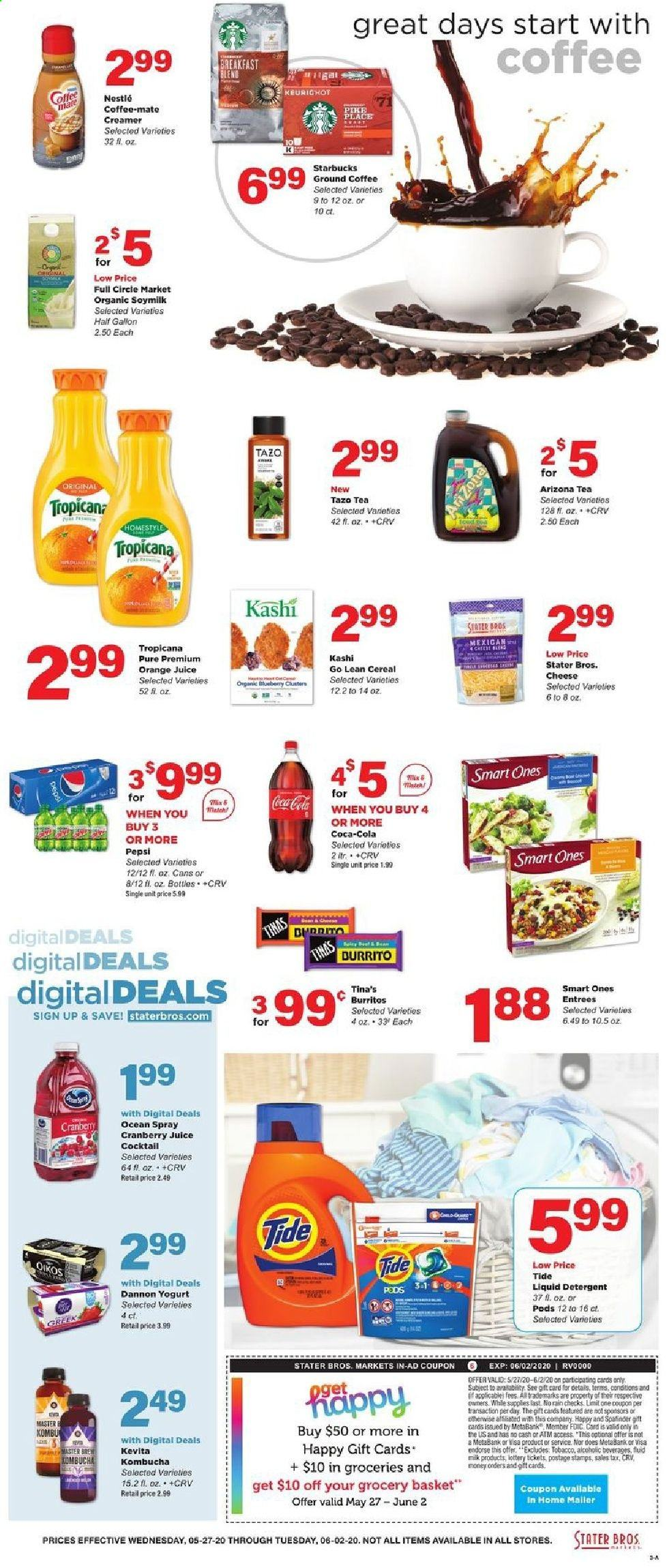 Stater Bros Flyer 05 27 2020 06 02 2020 Page 3 Weekly Ads
