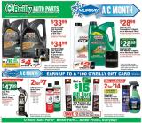 O'Reilly Auto Parts Flyer - 05.27.2020 - 06.23.2020.