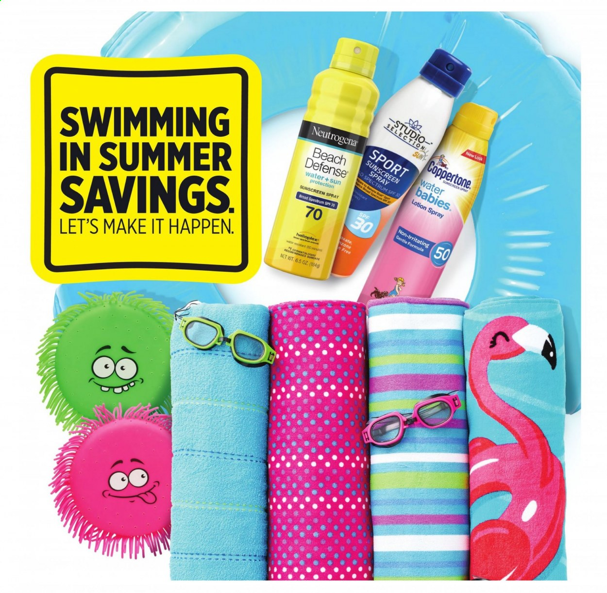 Dollar General Flyer - 04.27.2020 - 08.04.2020 - Sales products - boat, neutrogena, spray. Page 1.