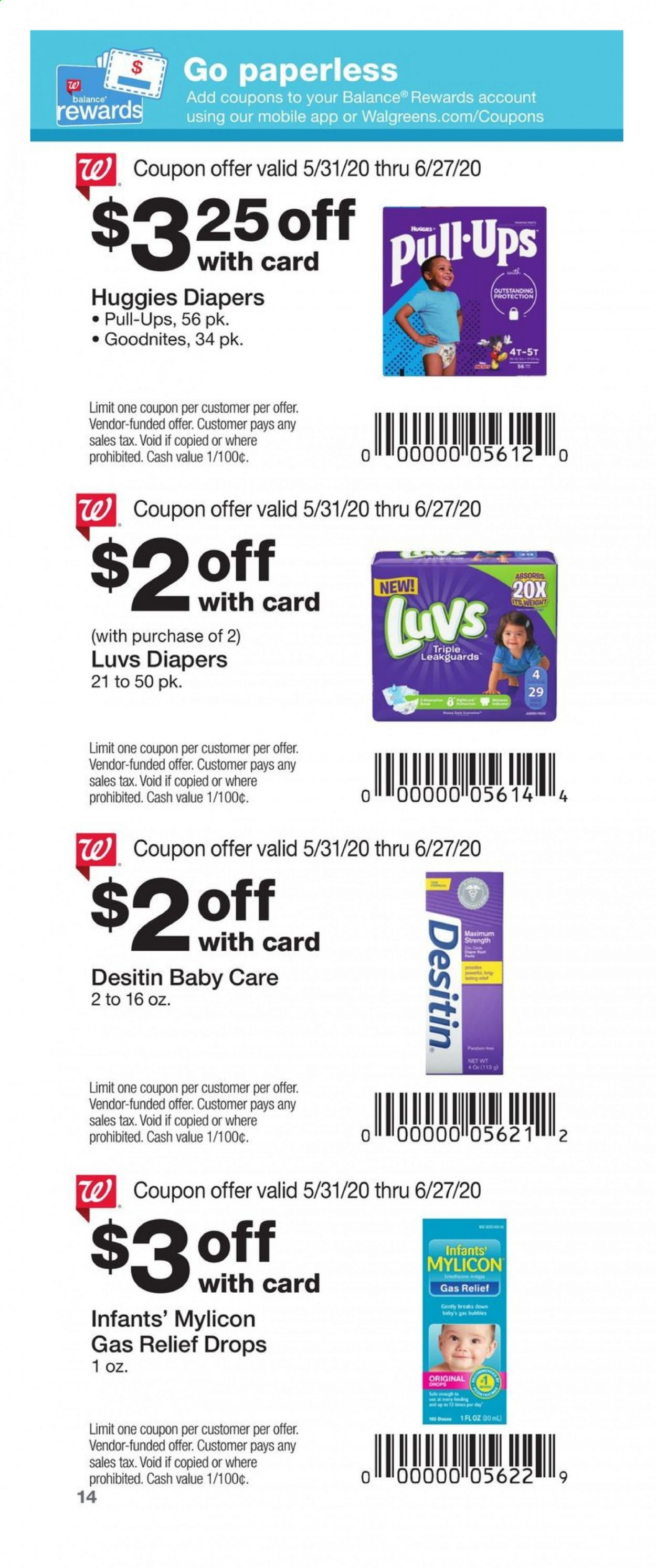 Walgreens Flyer 05 31 2020 06 27 2020 Page 14 Weekly Ads