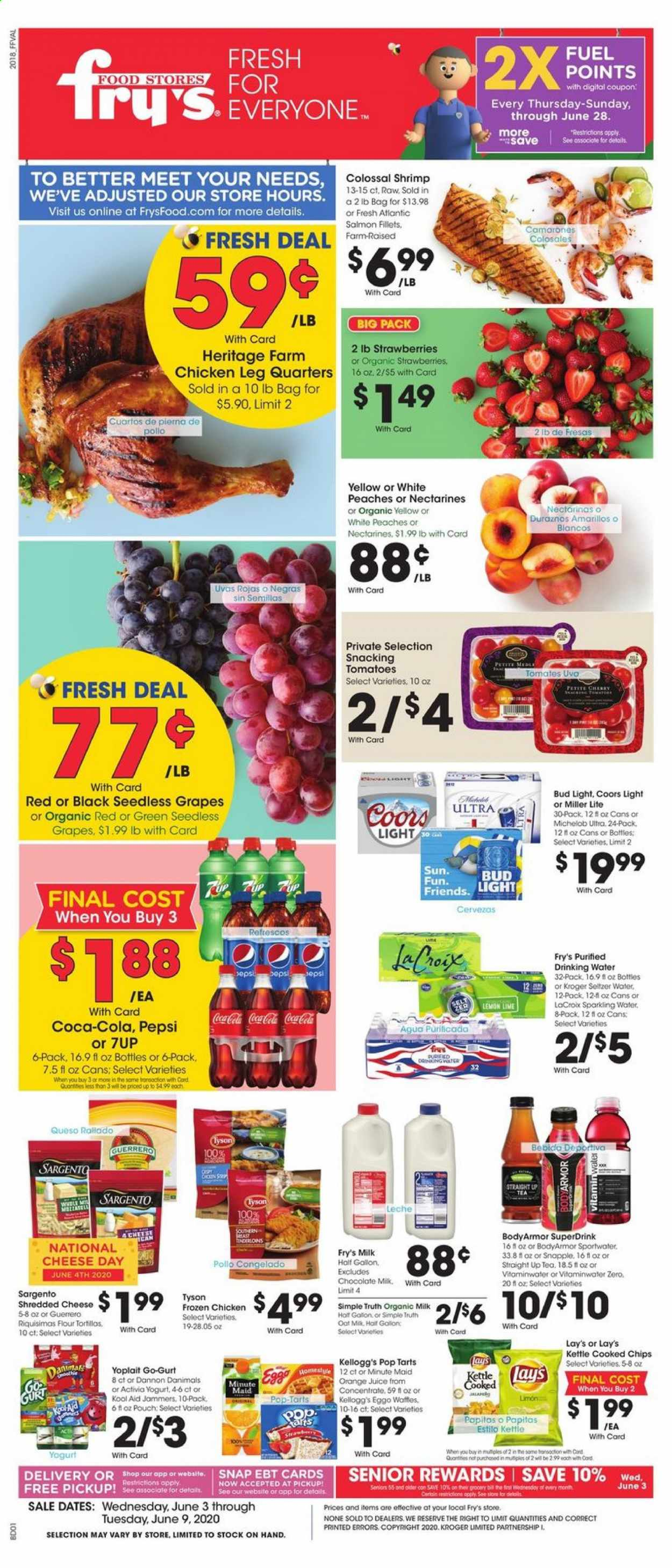 Fry's Flyer  - 06.03.2020 - 06.09.2020. Page 1.