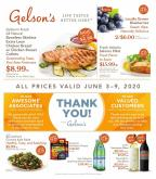 Gelson's Flyer - 06.03.2020 - 06.09.2020.
